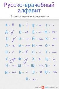 Алфавит медработника